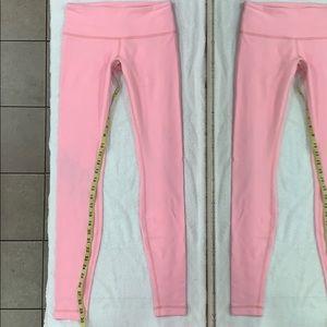 Lululemon Peachy-Pink WU Legging 4